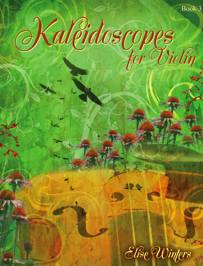 Kaleidoscopes Book 3 picture